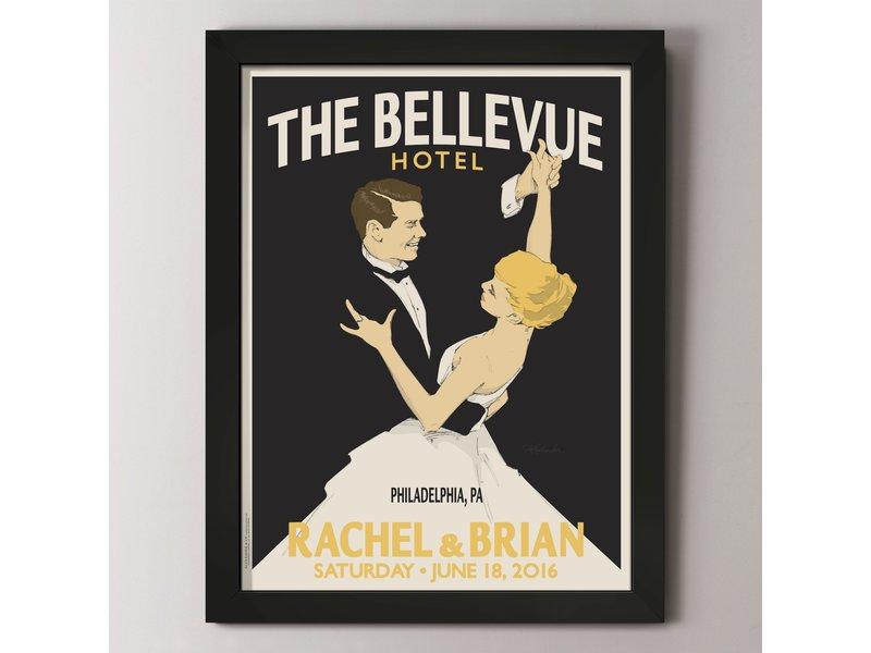 Alexander & Co. Wedding Waltz Custom Poster