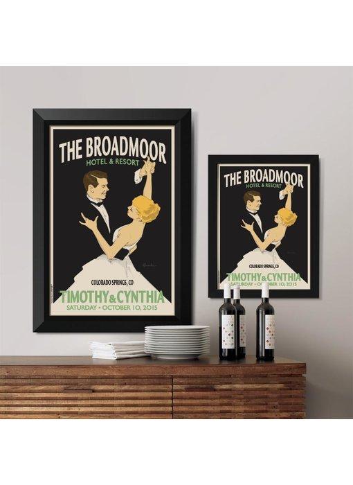Wedding Waltz Custom Poster