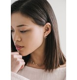 Lover's Tempo Anchor Ear Jacket in Pearl