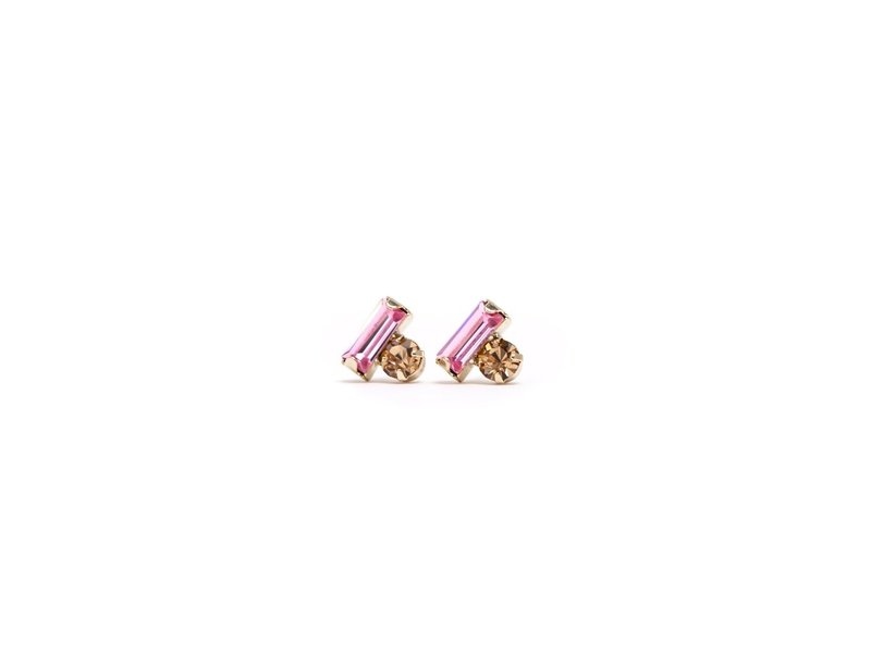 Lover's Tempo Bon Bon Stud Earrings