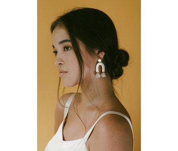 Fette Statement Earrings