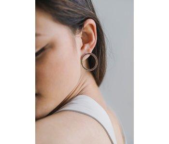 Portside Hoop Earrings