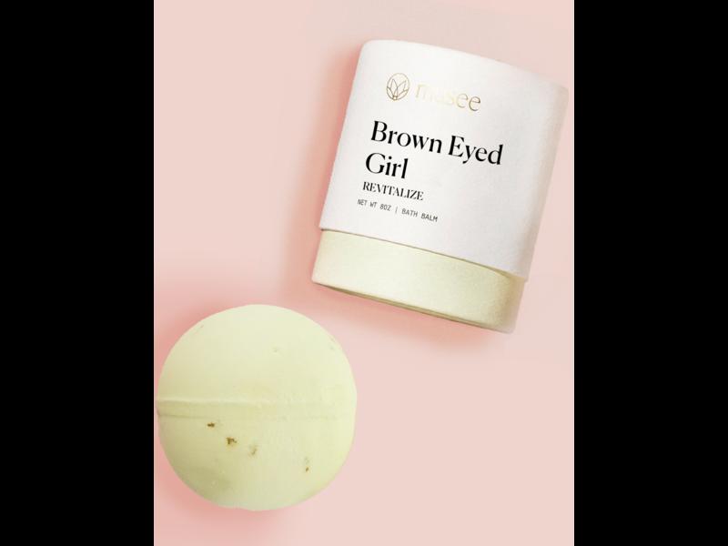 Musee Brown Eyed Girl Bath bomb