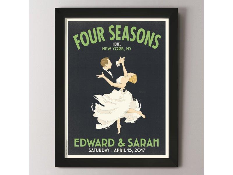Alexander & Co. First Dance Custom Poster