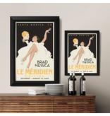 Alexander & Co. Over the Threshold Custom Poster
