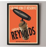 Alexander & Co. Wine Cork Custom Poster