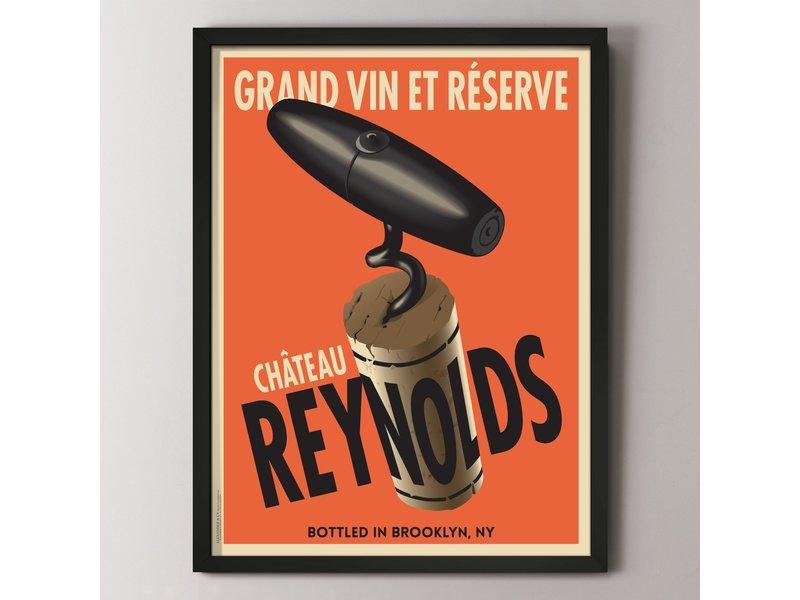 Alexander & Co. Wine Cork Custom Poster