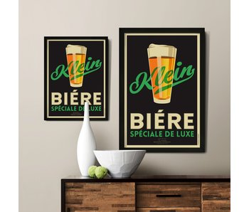 Pint Glass Custom Poster