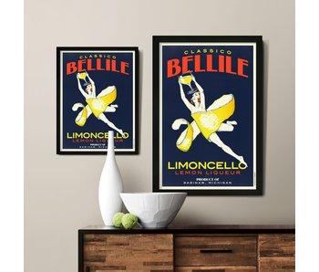 Limoncello Custom Poster