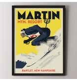 Alexander & Co. Downhill Custom Poster