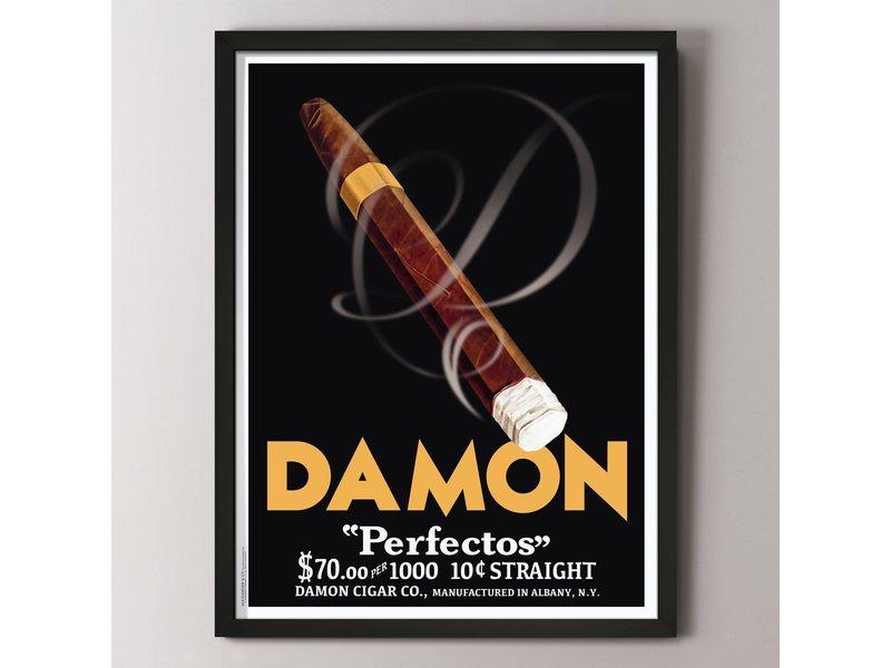 Alexander & Co. Cigar Smoke Custom Poster