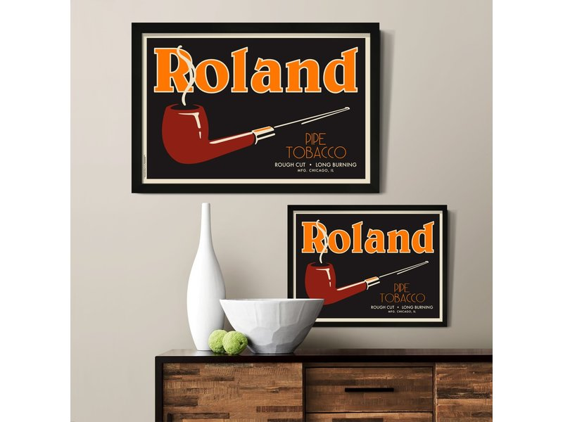 Alexander & Co. Pipe Custom Poster