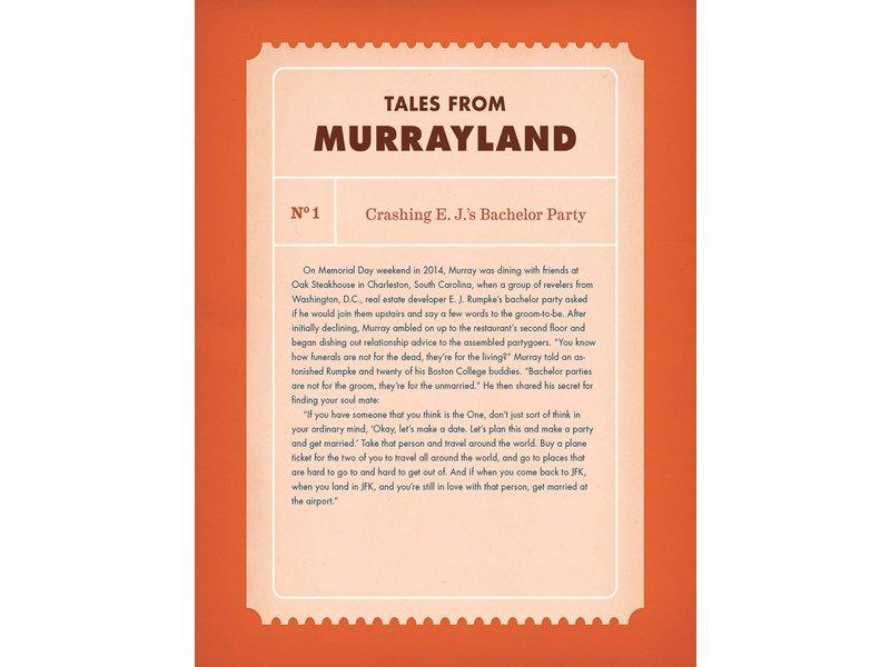 Random House Big Bad Book of Bill Murray