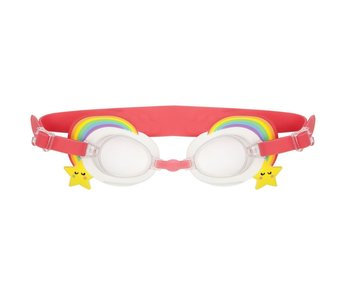 Swimming Goggles Rainbow