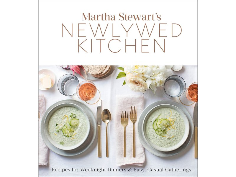 Random House Martha Stewart's Newlywed Kitchen
