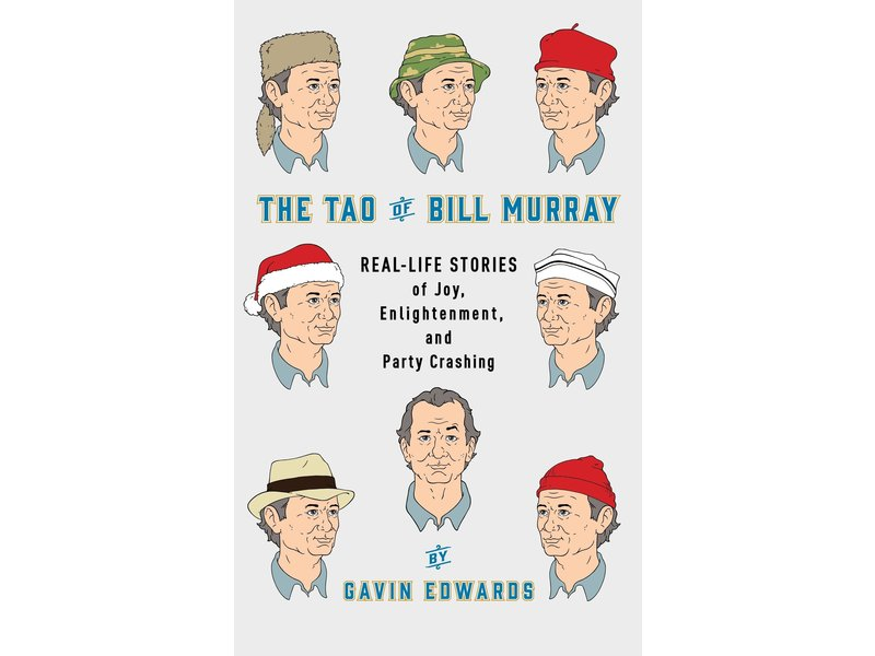 Random House The Tao of Bill Murray