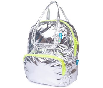 Mini Atlas Backpack  Metallic/Neon Yellow Mini