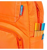 Mokuyobi Mini Atlas Backpack  Neon Orange Mini