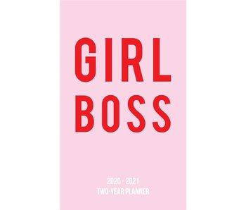 Girl Boss 2 Year Pocket Planner