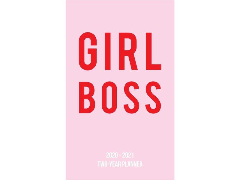 Graphique De France Girl Boss 2 Year Pocket Planner