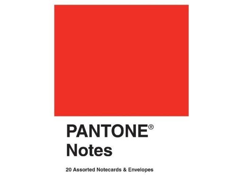 Chronicle Books Pantone Notes