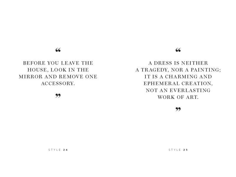 Chronicle Books Pocket Coco Chanel Wisdom