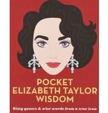 Chronicle Books Pocket Elizabeth Taylor Wisdom