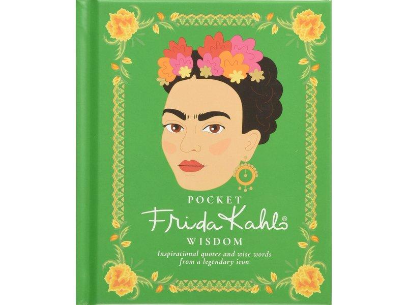 Chronicle Books Pocket Frida Kahlo Wisdom