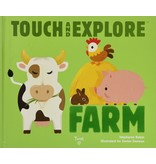 Chronicle Books (Hachette, Mudpuppy) Touch and Explore Farm