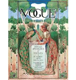 new york puzzle company VOGUE Pretty As A Peacock Puzzle