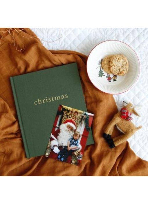 Family Christmas Book