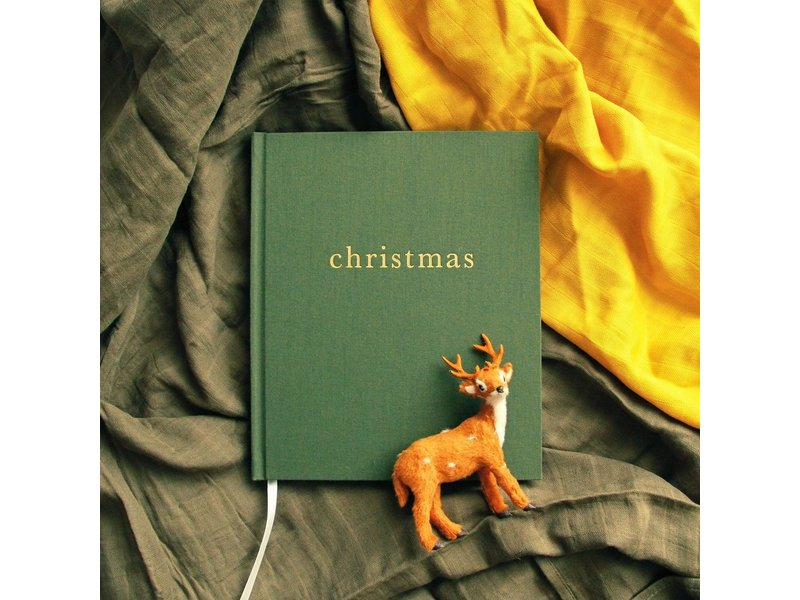 Write to Me Stationary & Press Family Christmas Book