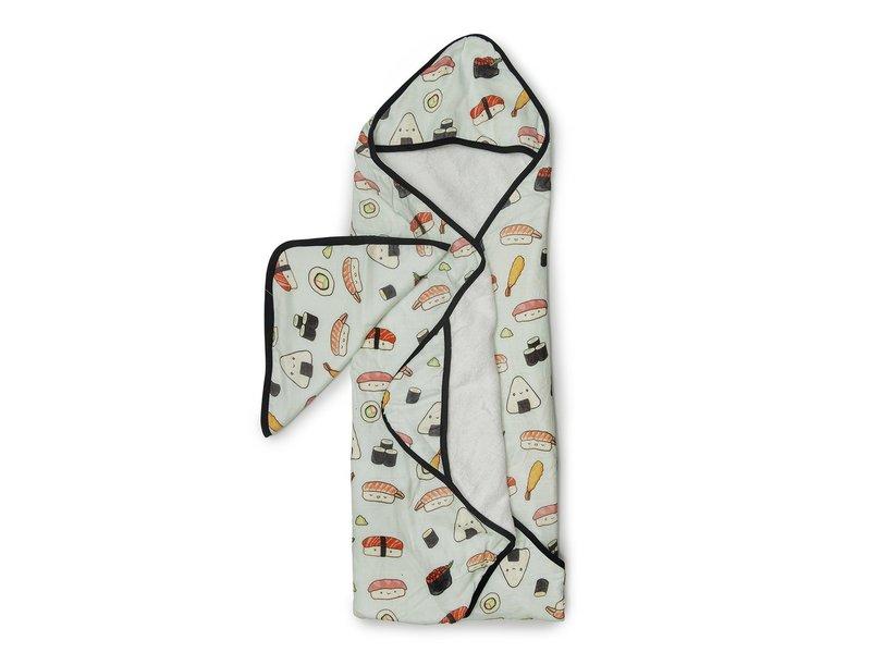 Loulou Lollipop Hooded Towel Sets