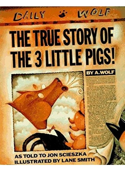 True Story Of 3 Little Pigs