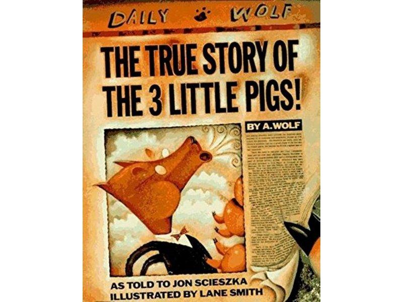 Random House True Story Of 3 Little Pigs