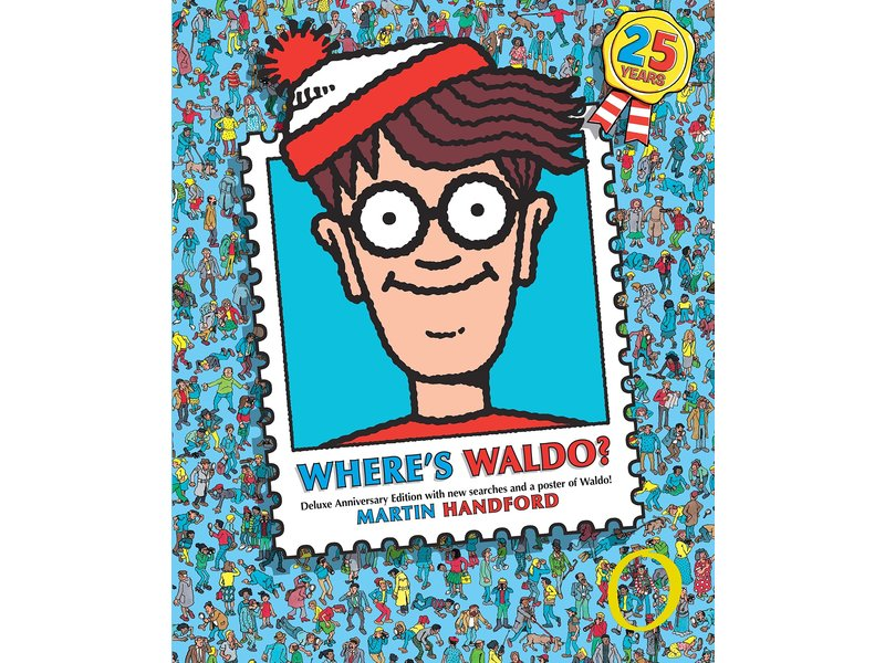 Random House Where's Waldo