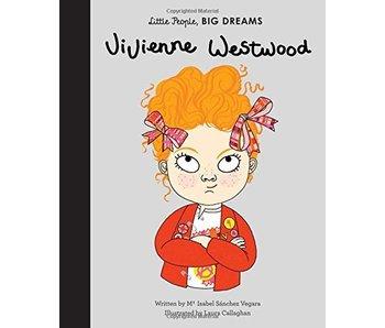 Little People Big Dreams Vivienne Westwood