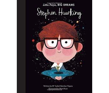 Little People Big Dreams Stephen Hawking