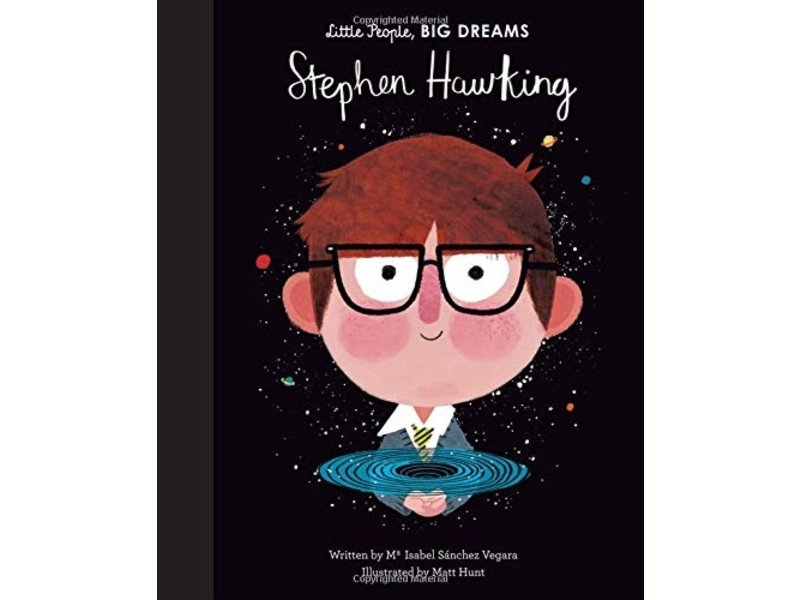 Quarto Publishing Group USA Little People Big Dreams Stephen Hawking