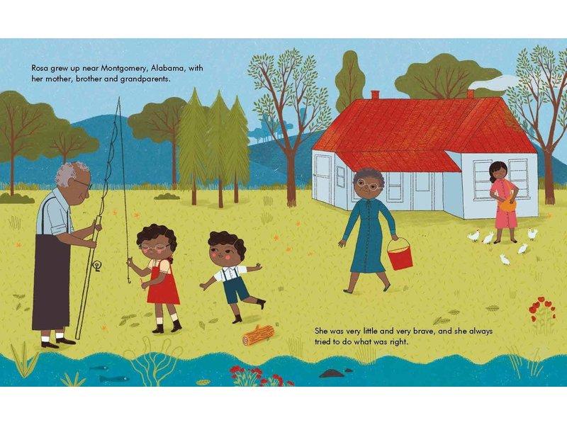Quarto Publishing Group USA Little People Big Dreams Rosa Parks