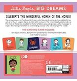 Quarto Publishing Group USA Little People Big Dreams Matching Game
