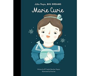 Little People Big Dreams Marie Curie