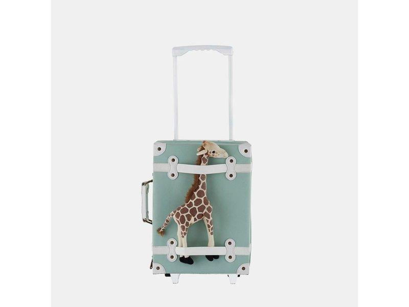 Olli Ella Seeya Suitcase - Mint