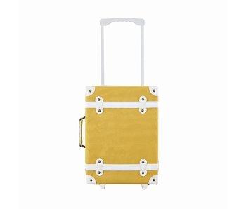 Seeya Suitcase - Mustard