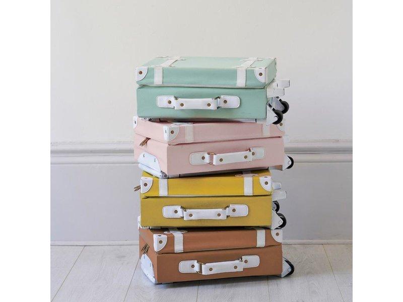 Olli Ella Seeya Suitcase - Rust