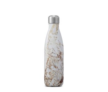 S'well Thermal bottle- Calacatta Gold 17oz