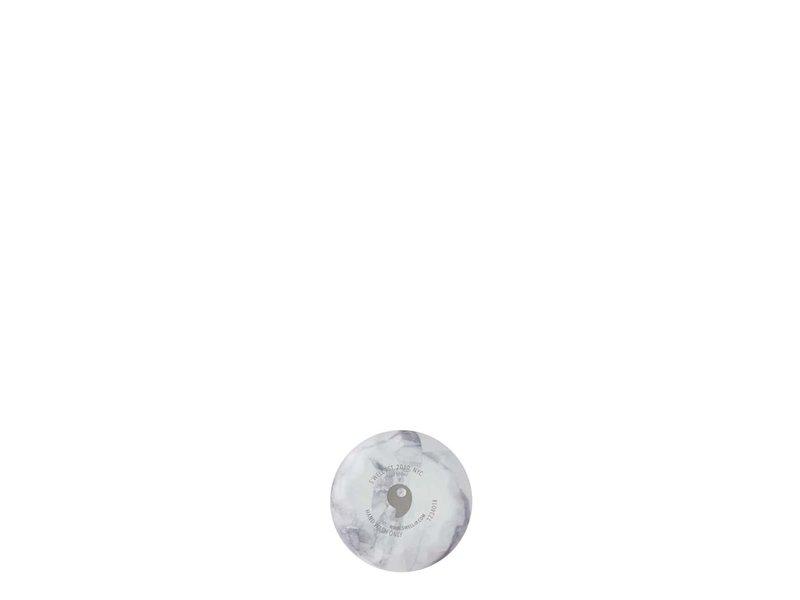 S'well White Marble Traveler 20 oz