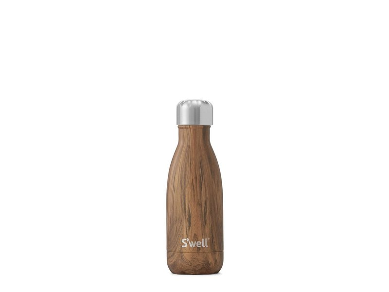 S'well Thermal Bottle Teakwood 9 oz