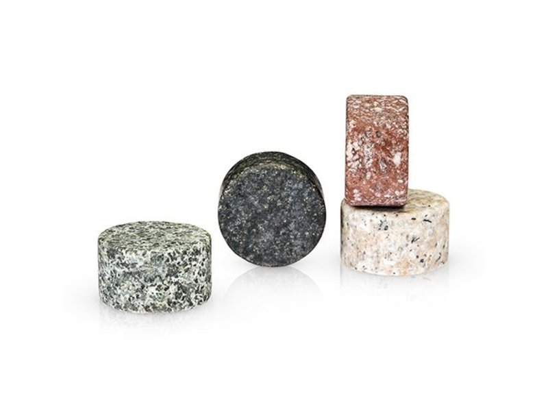 True Brands Glacier Rocks Color Chilling Stones