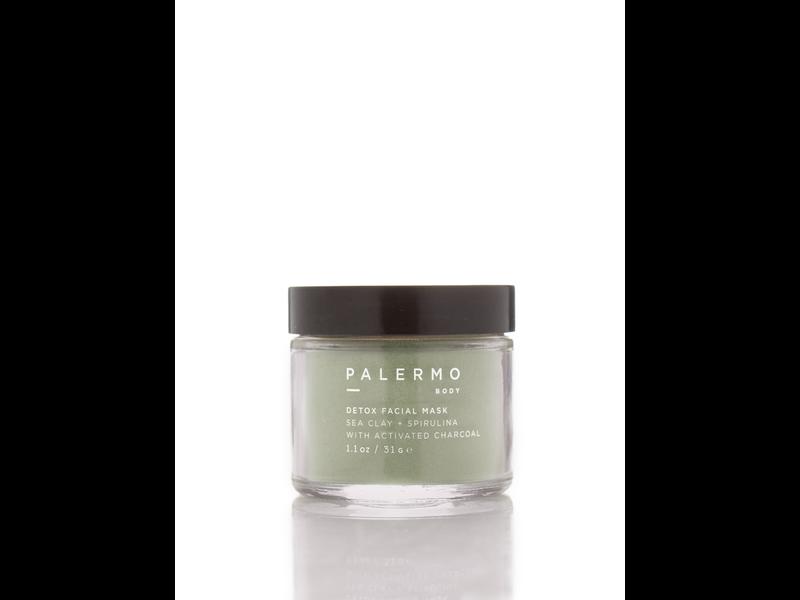 Palermo Body Sea Clay + Spirulina Face Mask